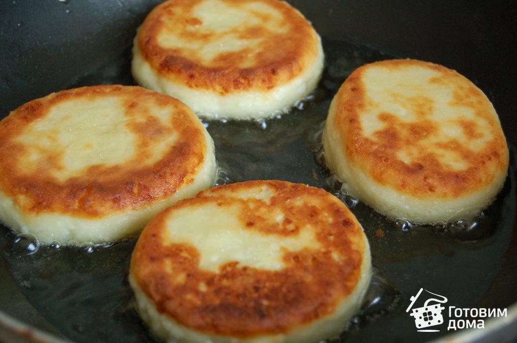 как сделать сырники пошагово