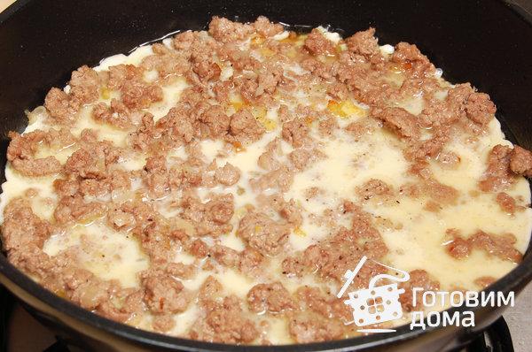 Картофельная запеканка с мясом фото к рецепту 3