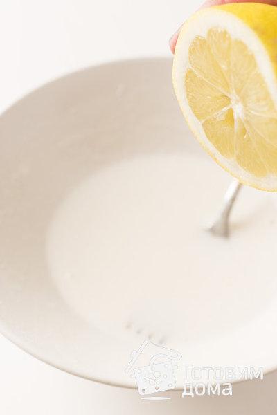 Глазурь для кулича – кулинарный рецепт