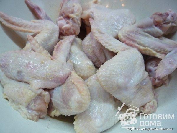 Острые куриные крылышки Баффало фото к рецепту 2