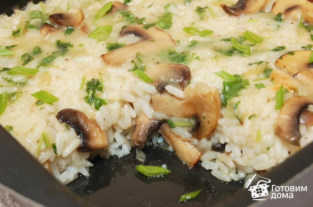 Как приготовить канон из риса