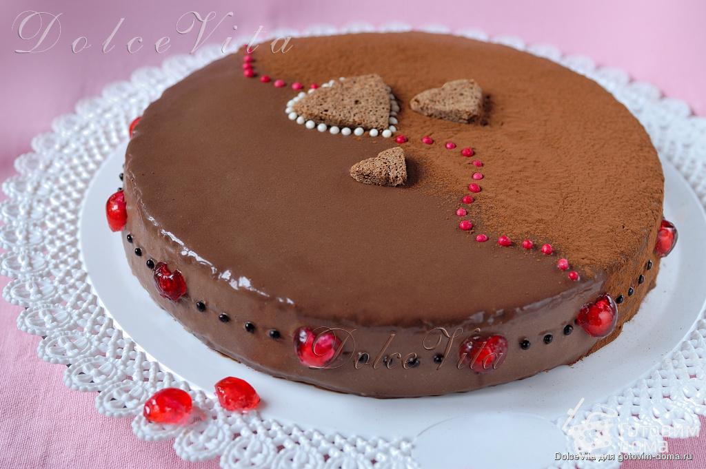 Французские торты для детей.фото