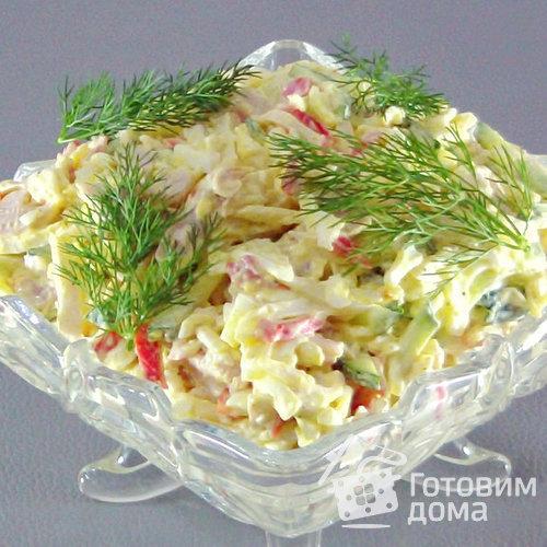 кулинария салаты праздничные