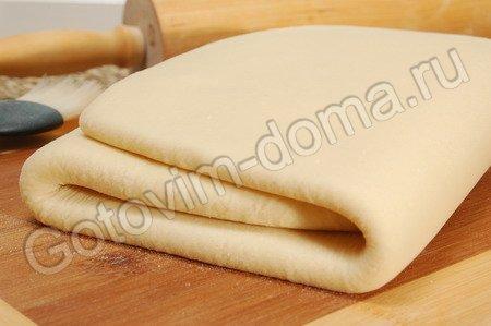 Как делать слоеное тесто дома