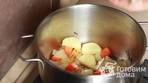 Грибной суп-пюре с лисичками: невероятно вкусное блюдо (Фото)