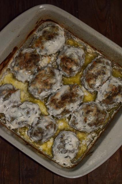 ленивые голубцы рецепт в горшочке в духовке