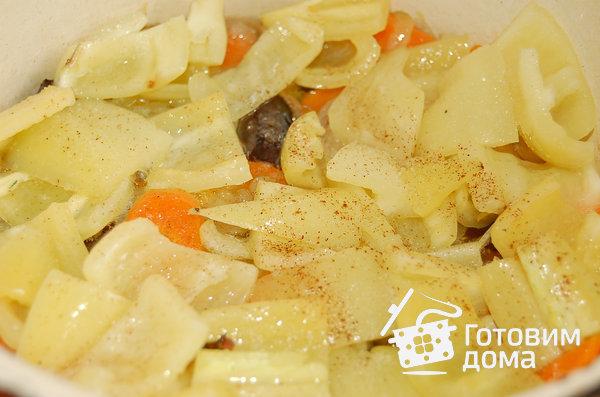 Овощное рагу - пошаговый рецепт с фото на Готовим дома