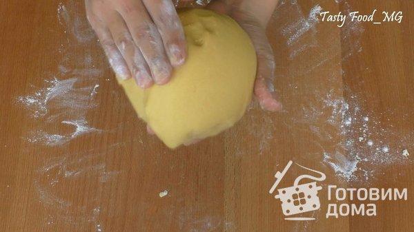 """Торт """"Медовый пух"""", или """"Медовик"""" фото к рецепту 5"""