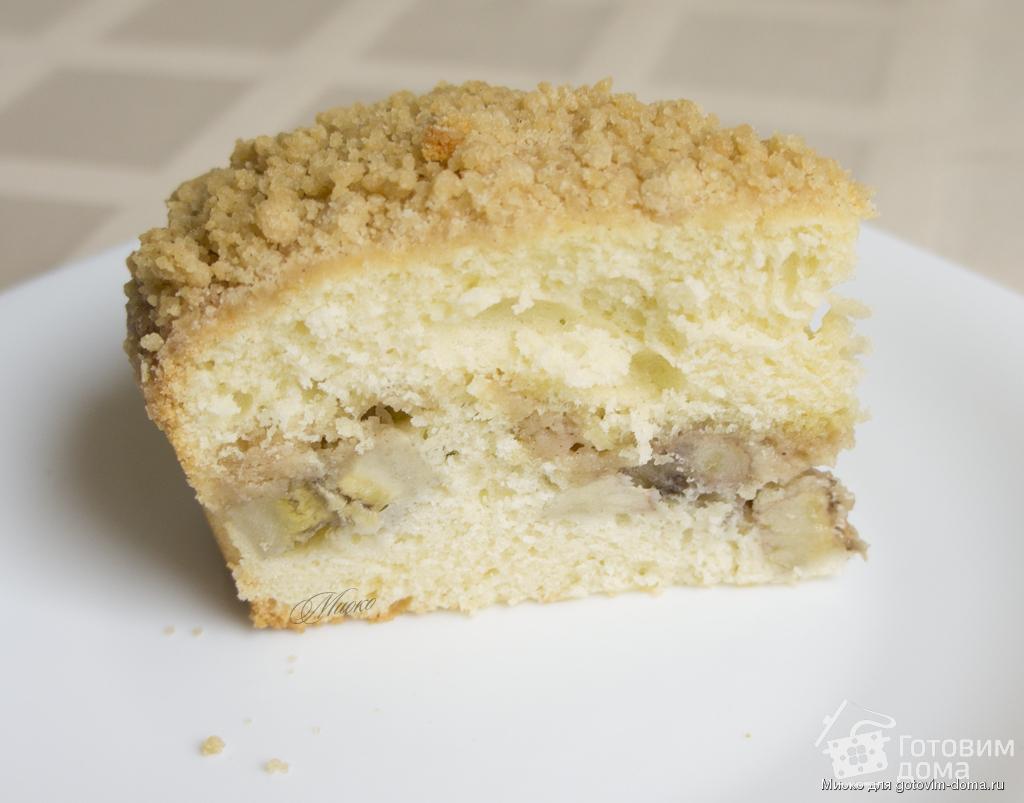 Банановый пирог Бразильский