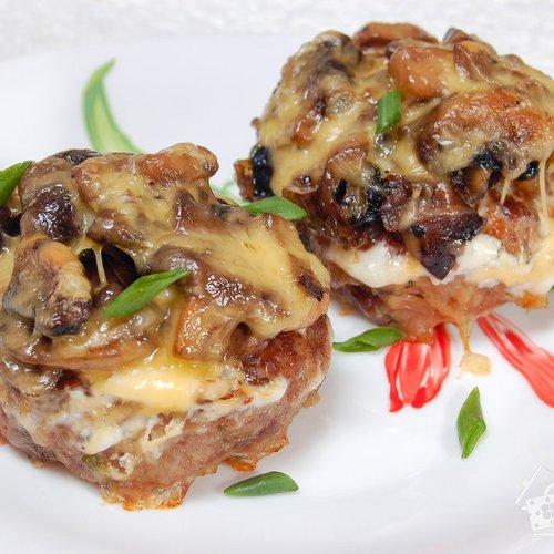 куриные котлеты с сыром рецепт пошагово с фото
