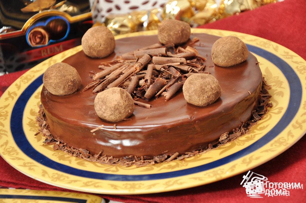 Торт, «трюфель» классический ( по, гОСТу рецепты, вкусных Блюд