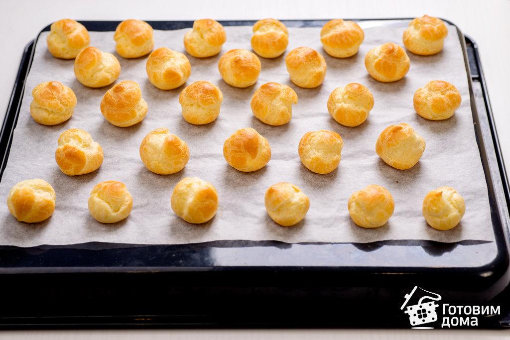 Крокембуш с фисташковым заварным кремом (Piece montee en choux a la pistache) - пошаговый рецепт с фото на Готовим дома