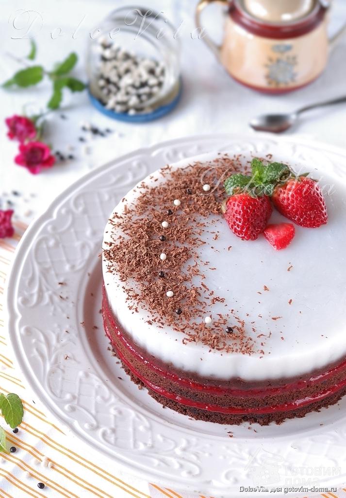 постный торт на день рождения рецепт