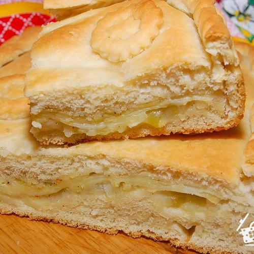 Печем пироги дома рецепты