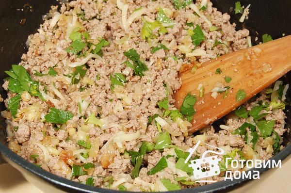 Лодочки из кабачков с мясной начинкой фото к рецепту 3