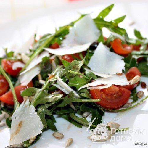 Руколла листья Показать салат slots