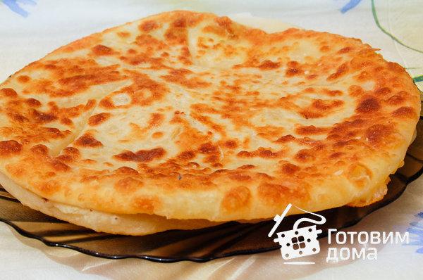 Хачапури из готового слоеного теста пошаговый рецепт
