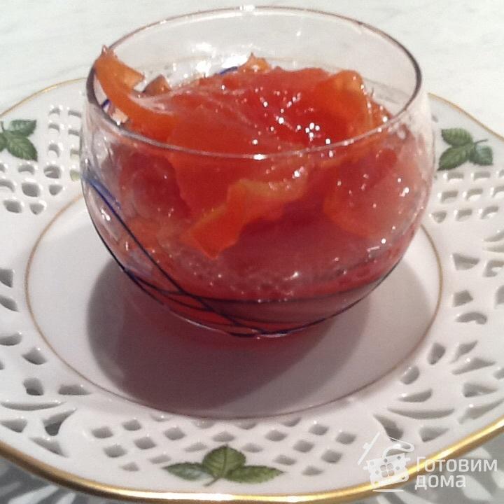 варенье из айвы пошаговый рецепт
