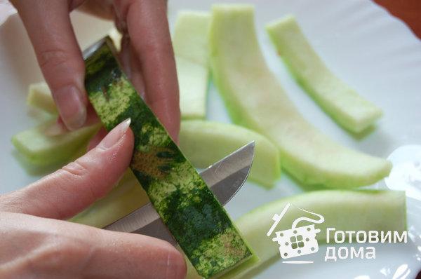 Варенье из арбузных корок фото к рецепту 1