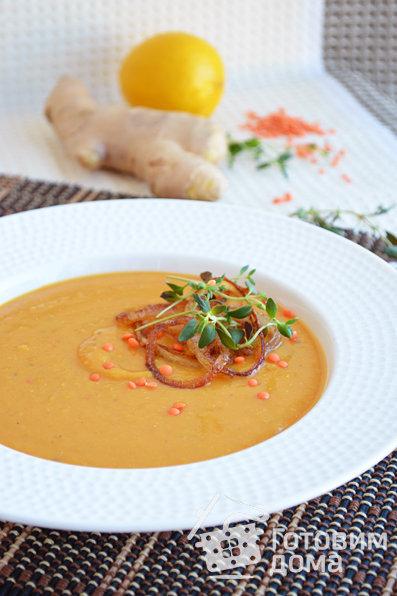 кремовый суп рецепт с фото