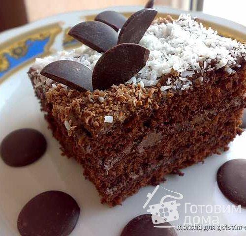 торт маркиз рецепт с фото