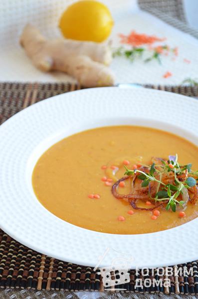 Крем суп томатный с базиликом рецепт