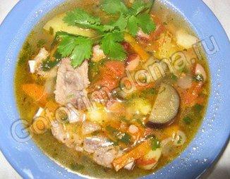Картофельный суп с фрикадельками - пошаговый рецепт с фото