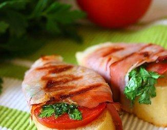 Двойные бутерброды смотреть белгорода