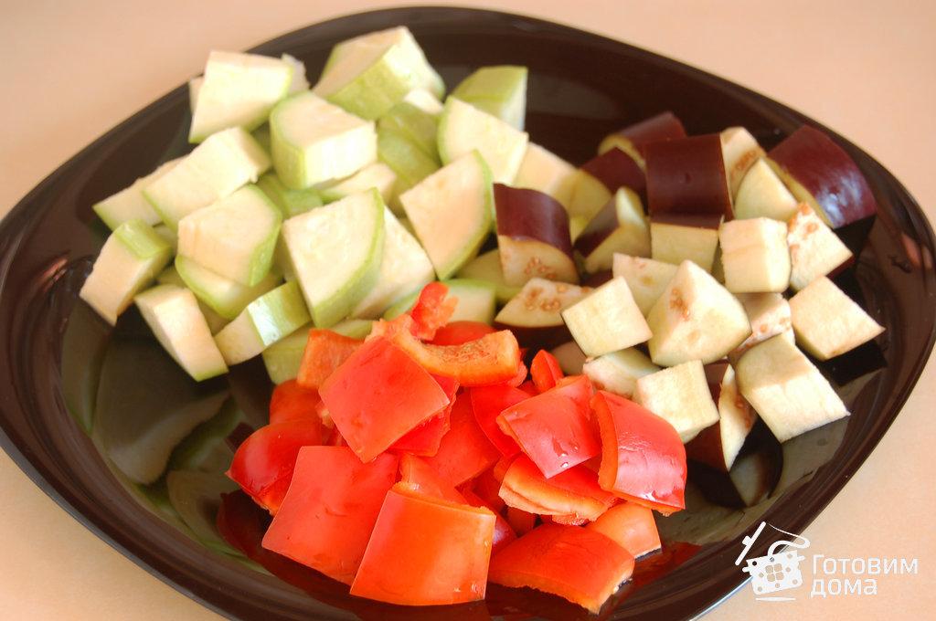 Классический рататуй - пошаговый рецепт с фото на Готовим дома