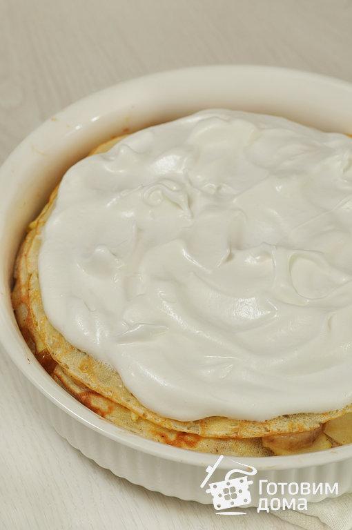 Рецепт пышные сладкие оладьи на кефире фото