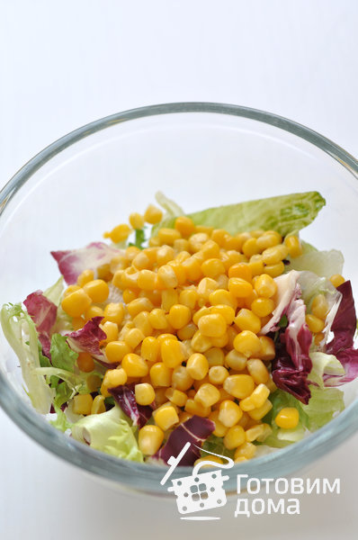 рецепт салата из курицы и яблока рецепт