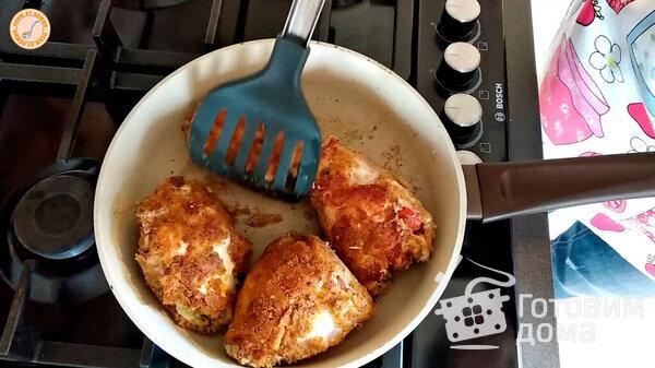 Итальянские куриные рулетики: оригинальное блюдо к вашему столу (Фото)
