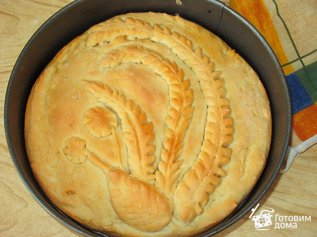 Пироги с капустой, рецепты с фото от наших кулинаров