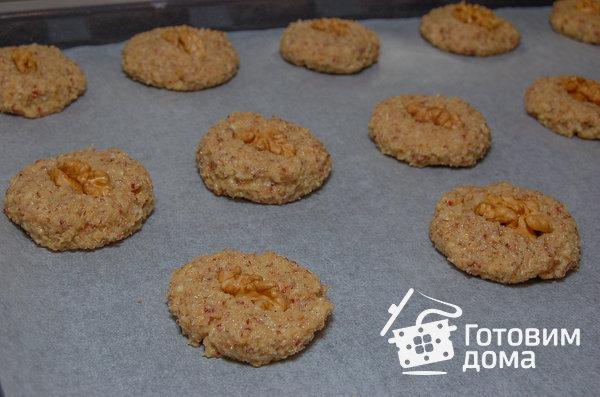 Домашнее овсяное печенье: классический рецепт десерта из детства (Фото)