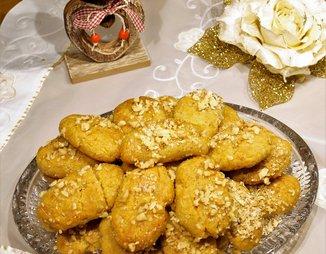 МеломакАрона (греческая рождественская выпечка)