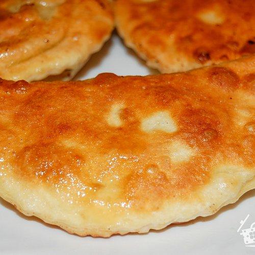 Рецепты чебуреков с фаршем
