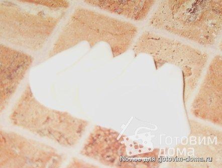 """[МК] Изготовление мастики из """"маршмеллоу"""" и розы из мастики фото к рецепту 23"""