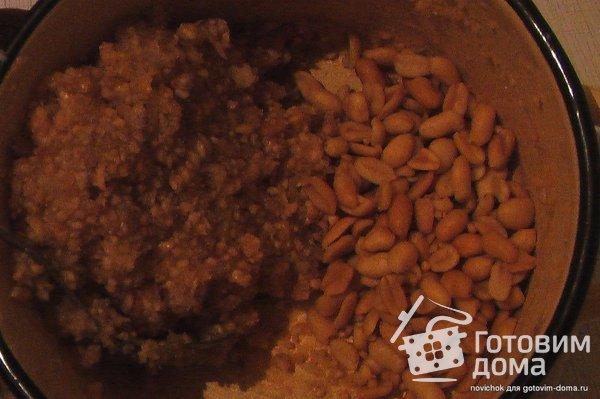 Домашние конфеты «Метеорит»: ореховое наслаждение из детства (Фото)