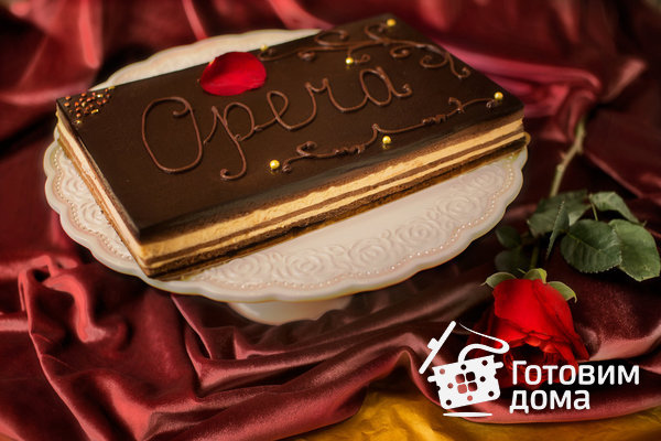 Торт операы с фото