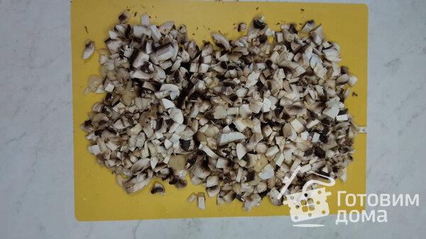 Рулетики из лаваша с грибами и картофелем: рецепт сытной закуски (Фото)