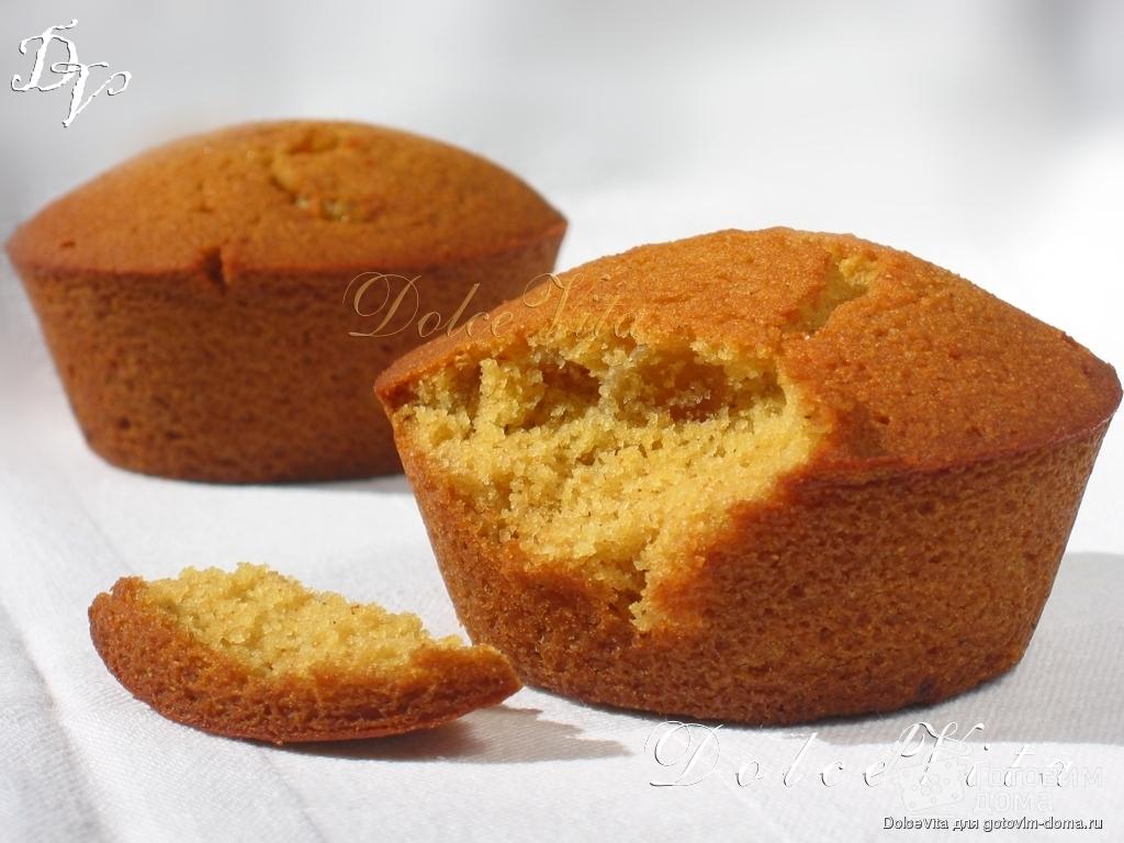 рецепт вкусных домашних медовых кексов