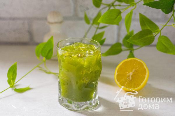 Тархун. Лимонад в домашних условиях фото к рецепту 8