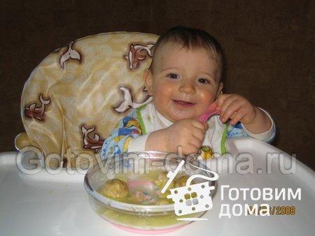 как приготовить ребёнку фрикадельки
