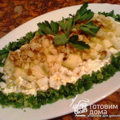 Рецепты салатов овощных французских