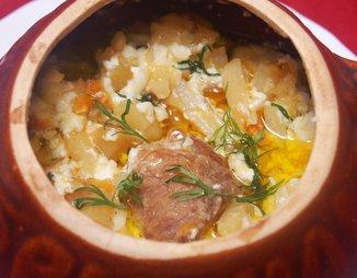 Блюда с овощами в духовке рецепты с фото