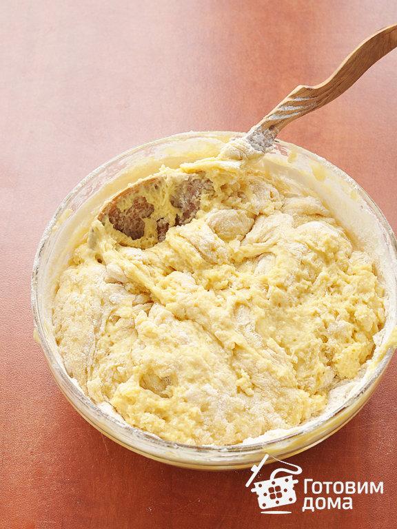 Кулич на желтках и топленом масле - пошаговый рецепт с фото на Готовим дома