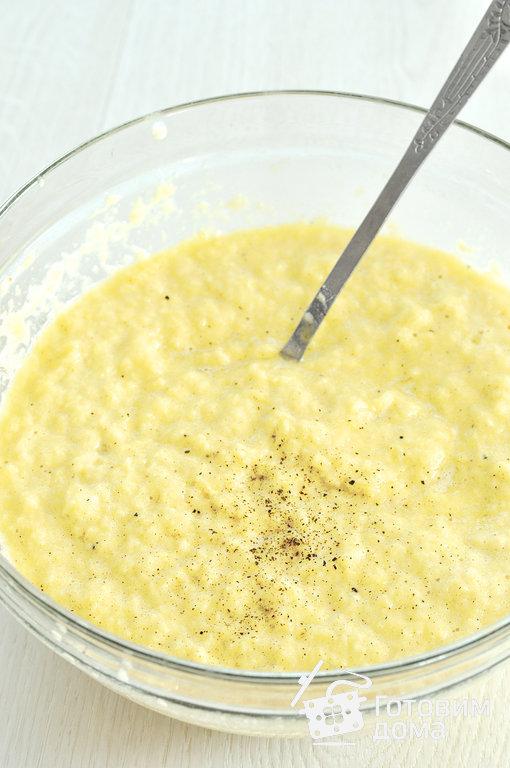 Драники рецепт без яйца с фото пошагово