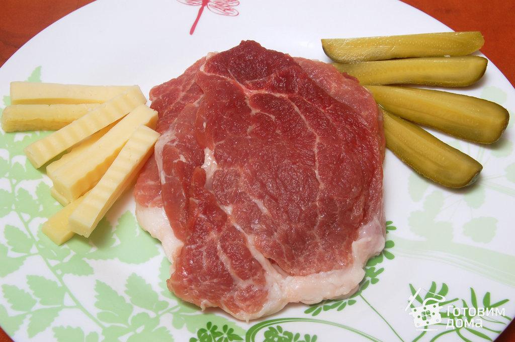 Говяжье Мясо Свернутое В Рулетка