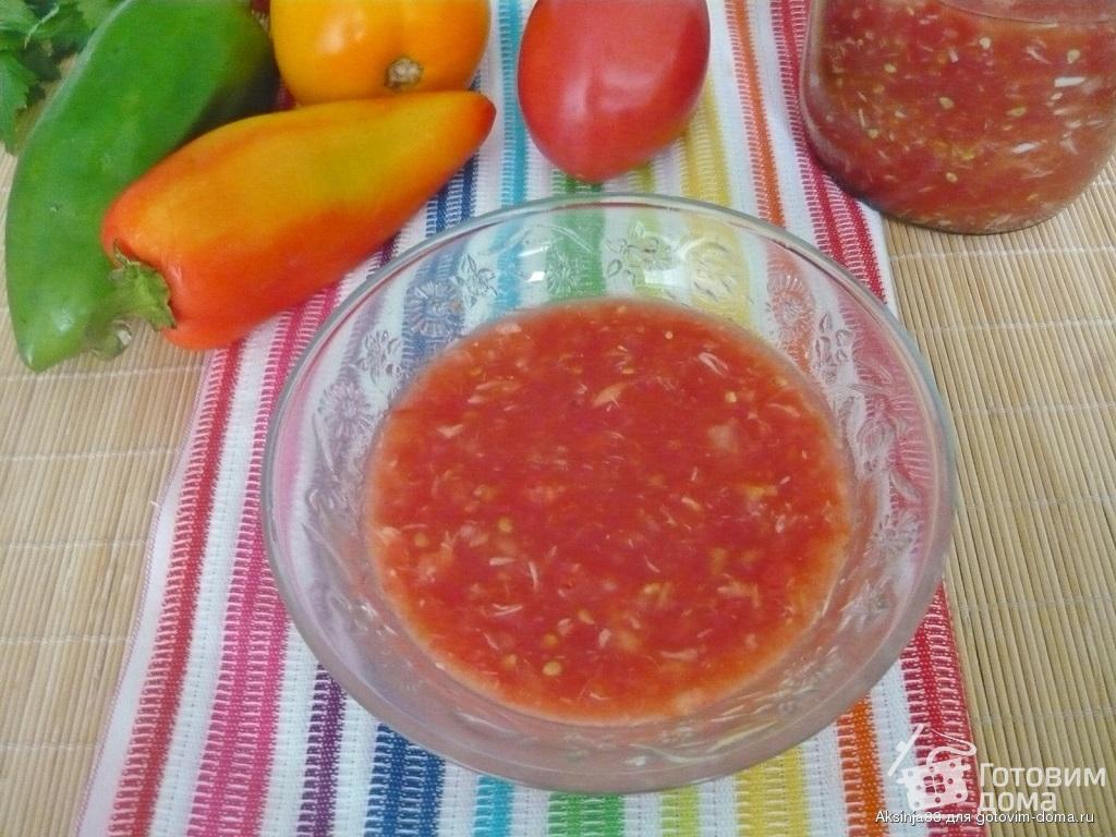 домашнее консервирование томаты рецепт закуски хреновина