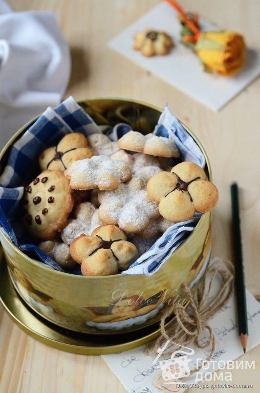 датское сдобное печенье рецепт